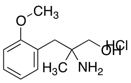 2-Amino-3-(2-methoxyphenyl)-2-methylpropan-1-ol Hydrochloride