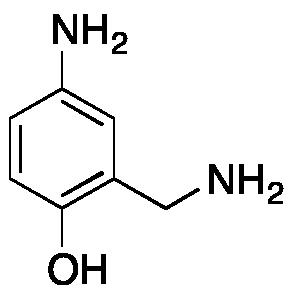 2-Aminomethyl-4-aminophenol