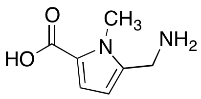 5-(Aminomethyl)-1-methyl-1H-pyrrole-2-carboxylic Acid