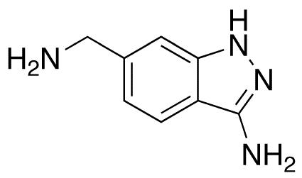 (6-Aminomethyl-1H-indazol-3-yl)amine
