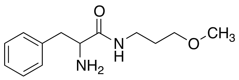 2-Amino-N-(3-methoxypropyl)-3-phenyl-DL-propanamide
