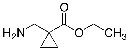 1-(Aminomethyl)-cyclopropanecarboxylic Acid Ethyl Ester