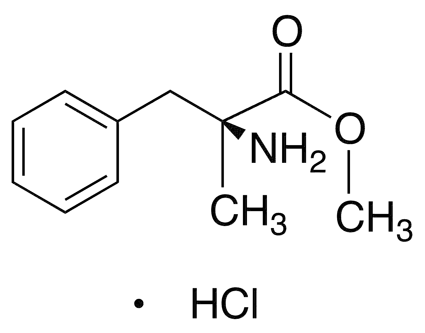 alfa-Methyl-L-phenylalanine methyl ester hydrochloride