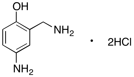 2-Aminomethyl-4-aminophenol Dihydrochloride