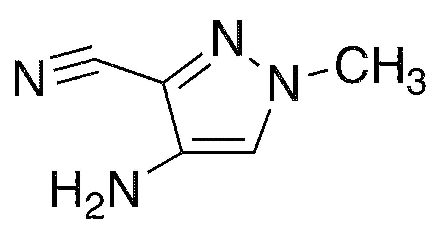 4-Amino-1-methyl-1H-pyrazole-3-carbonitrile