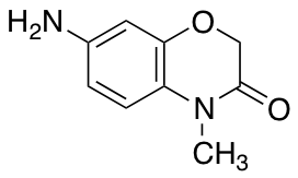 7-Amino-4-methyl-2H-1,4-benzoxazin-3(4H)-one