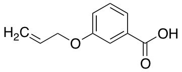3-(Allyloxy)benzoic Acid