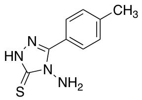 4-Amino-5-(4-methylphenyl)-4H-1,2,4-triazole-3-thiol