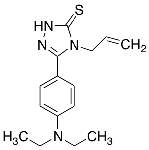 4-Allyl-5-[4-(diethylamino)phenyl]-4H-1,2,4-triazole-3-thiol