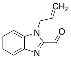 1-Allyl-1H-benzimidazole-2-carbaldehyde