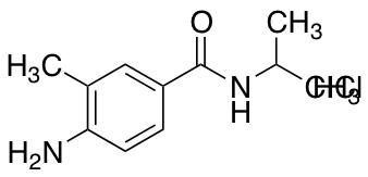4-Amino-3-methyl-N-(propan-2-yl)benzamide Hydrochloride