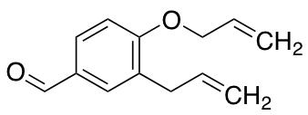 3-Allyl-4-(allyloxy)benzaldehyde