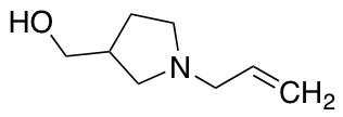 (1-Allylpyrrolidin-3-yl)methanol