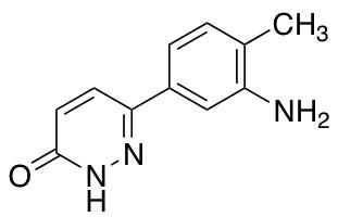 6-(3-Amino-4-methylphenyl)-3(2H)-pyridazinone