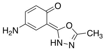 4-Amino-2-(5-methyl-1,3,4-oxadiazol-2-yl)phenol