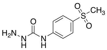 3-Amino-1-(4-methanesulfonylphenyl)urea