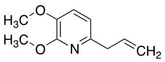 6-Allyl-2,3-dimethoxypyridine