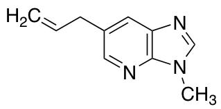 6-Allyl-3-methyl-3h-imidazo[4,5-b]pyridine