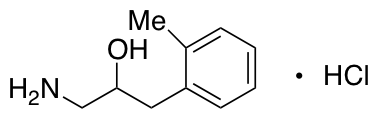 1-Amino-3-(2-methylphenyl)propan-2-ol Hydrochloride