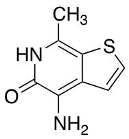 4-Amino-7-methylthieno[2,3-c]pyridin-5-ol