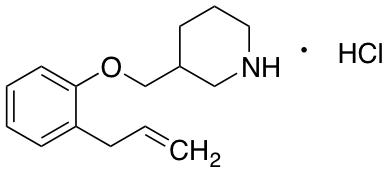 3-[(2-Allylphenoxy)methyl]piperidine Hydrochloride