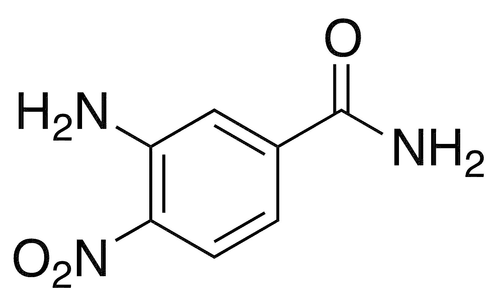 3-Amino-4-nitrobenzamide