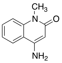 4-Amino-1-methyl-1,2-dihydroquinolin-2-one