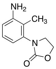 3-(3-Amino-2-methylphenyl)-1,3-oxazolidin-2-one