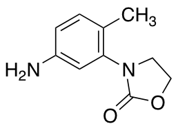 3-(5-Amino-2-methylphenyl)-1,3-oxazolidin-2-one