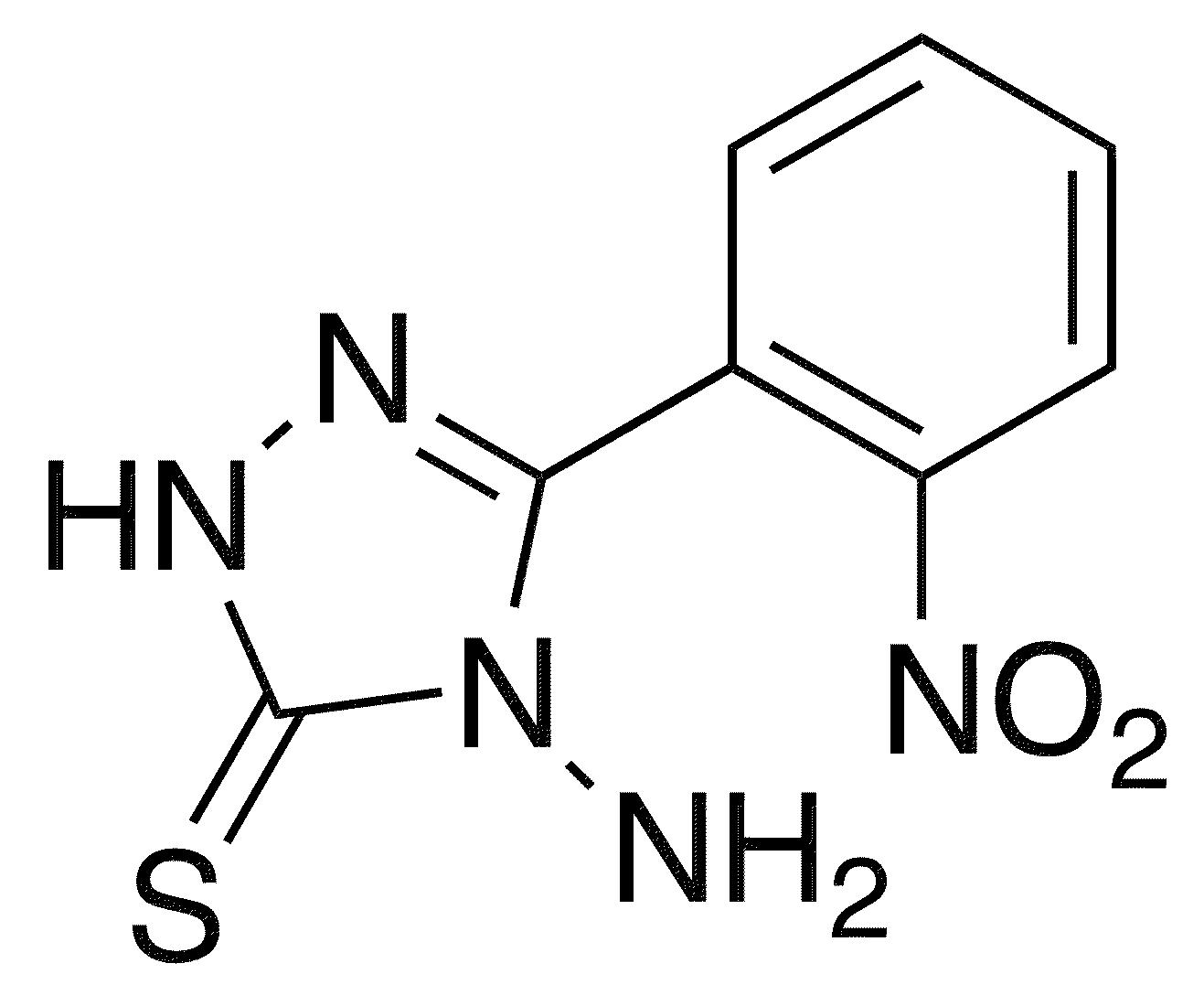 4-Amino-5-(2-nitro-phenyl)-4h-[1,2,4]triazole-3-thiol