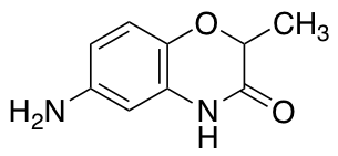 6-Amino-2-methyl-2H-1,4-benzoxazin-3(4H)-one