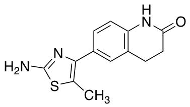 6-(2-Amino-5-methyl-1,3-thiazol-4-yl)-1,2,3,4-tetrahydroquinolin-2-one