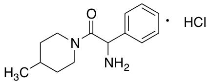 2-Amino-1-(4-methylpiperidin-1-yl)-2-phenylethan-1-one Hydrochloride