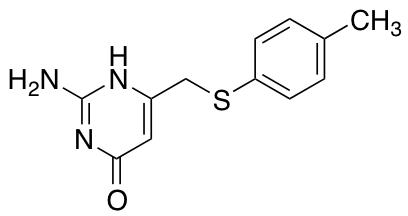 2-Amino-6-{[(4-methylphenyl)thio]methyl}pyrimidin-4-ol