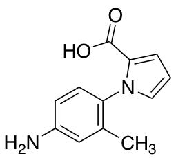 1-(4-Amino-2-methylphenyl)-1H-pyrrole-2-carboxylic Acid