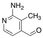 2-Amino-3-methylpyridine-4-carbaldehyde