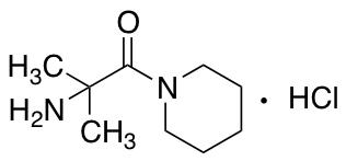 2-Amino-2-methyl-1-(piperidin-1-yl)propan-1-one Hydrochloride