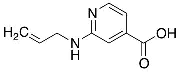 2-(Allylamino)isonicotinicacid