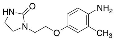 1-[2-(4-Amino-3-methylphenoxy)ethyl]imidazolidin-2-one