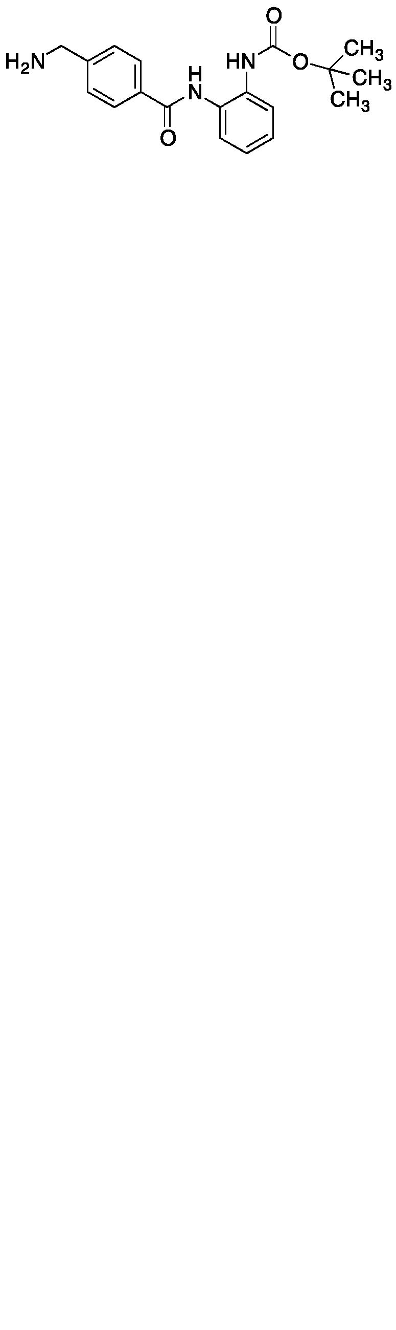 [2-[[4-(Aminomethyl)benzoyl]amino]phenyl]-carbamic Acid tert-Butyl Ester