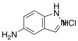 5-Aminoindazole Hydrochloride