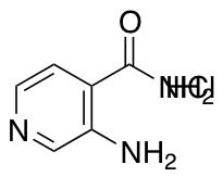 3-Aminopyridine-4-carboxamide Hydrochloride