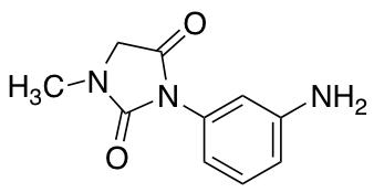 3-(3-Aminophenyl)-1-methylimidazolidine-2,4-dione