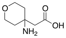 (4-Aminotetrahydro-2H-pyran-4-yl)acetic Acid