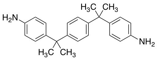 4-[2-[4-[2-(4-Aminophenyl)propan-2-yl]phenyl]propan-2-yl]aniline
