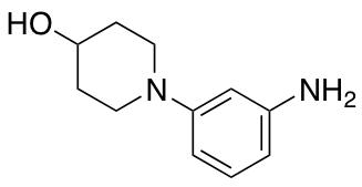 1-(3-Aminophenyl)piperidin-4-ol