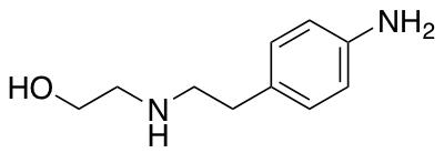 2-{[2-(4-Aminophenyl)ethyl]amino}ethan-1-ol
