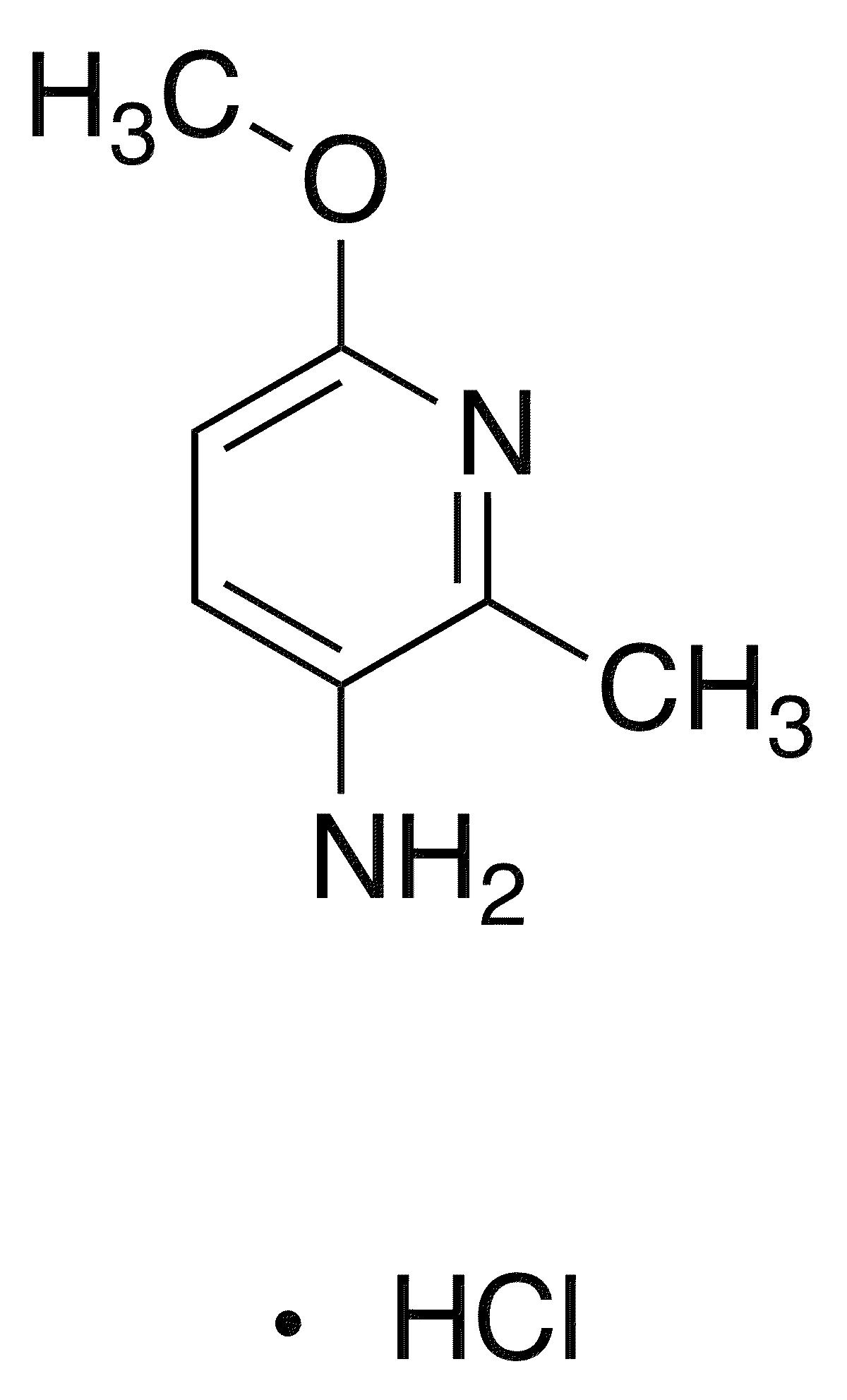 3-Amino-6-methoxy-2-picoline Hydrochloride1