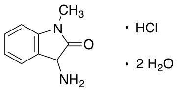 3-Amino-1-methyl-1,3-dihydro-2H-indol-2-one Hydrochloride Dihydrate1