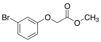 2-(3-Bromophenoxy)acetic Acid Methyl Ester
